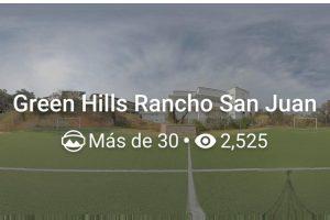 Green Hills Rancho San Juan, Edo Mex