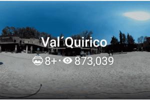 Recorrido Virtual de restaurante Valquirico