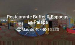 Restaurante Buffet y Espadas La Palapa