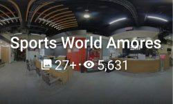 Sport World Amores 2020