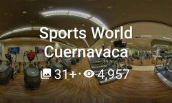 Sport World Cuernavaca 2020
