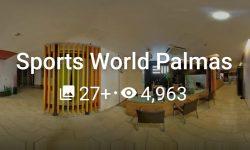 Sport World Palmas 2020