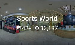 Sport World Felix Cuevas 2020