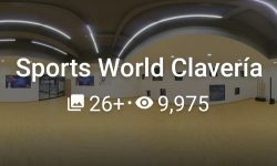 Sport World Claveria 2020