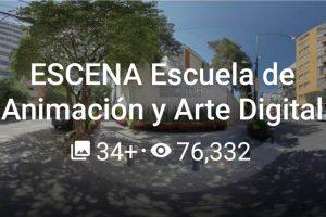 ESCENA  Escuela de Animación y Arte Digital 2020