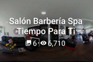 Salón Barberia Spa Tiempo Para ti 2020