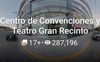Centro de Convenciones Teatro Gran Recinto 2020