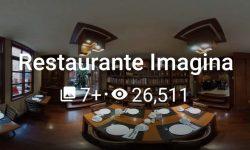 Restaurante Imagina 2020