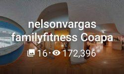 Nelson Vargas Family fitness Coapa 2020