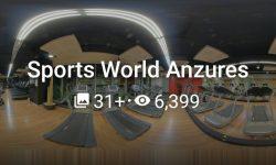 Sports World Anzures