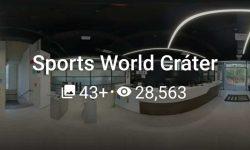 Sports World Crater Mayo 2020