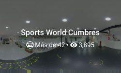 Sports World Cumbres, Monterrey
