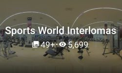 Sports World Interlomas Mayo 2020