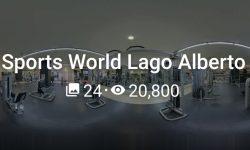 Sports World Lago Alberto Mayo 2020