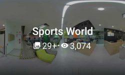 Sports World Miguel Angel de Quevedo