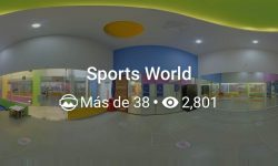 Sports World Monterrey