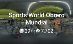 Sports World Obrero Mundial