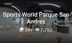 Sports World Parque San Andres Mayo 2020