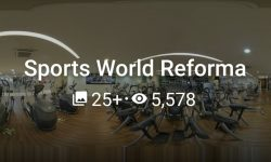 Sports World Reforma