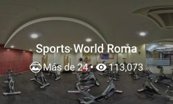 Sports World Roma, Monterrey