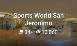 Sports World San Jeronimo Mayo 2020