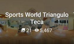 Sports World Triangulo Teca Mayo 2020
