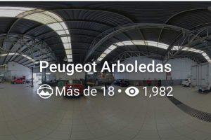 Peugeot Arboledas 2020